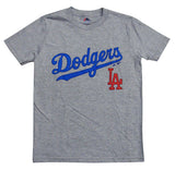 Los Angeles Dodgers Infant Jersey T-Shirt Grey