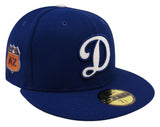 Arizona Los Angeles Dodgers Fitted Spring Training D Diamond New Era 59FIFTY Cap Hat
