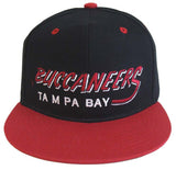 Tampa Bay Buccaneers Old Script Retro Snapback Cap Hat Lynch Sapp