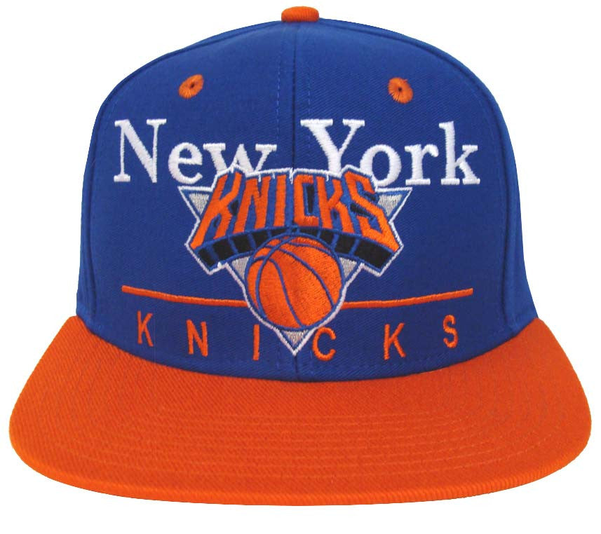 a831fbbf045bc New York knicks Snapback Dash Retro Cap Hat BO – THE 4TH QUARTER