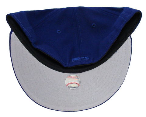 pretty nice b893a 4f753 Los Angeles Dodgers Fitted New Era 59Fifty Pearl Logo Badge Blue Cap Hat