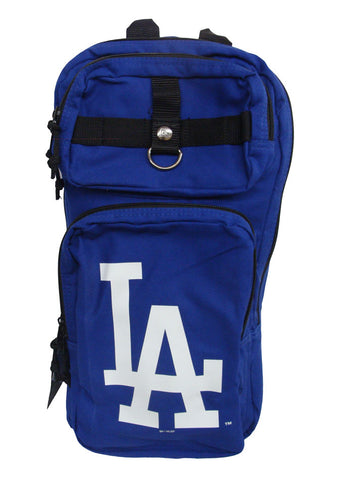 Los Angeles Dodgers Backpack New Era Slim Pack Blue