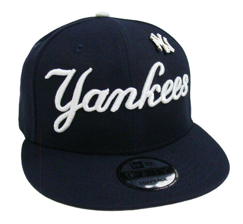sports shoes 2c0de abb5c ... wholesale new york yankees snapback new era 9fifty pinned navy the 4th  quarter 6896e 849fb