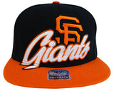 San Francisco Giants Snapback 2 Tone Slam Dunk Retro 47 Cap Hat