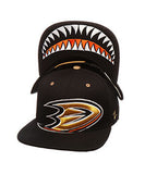 Anaheim Ducks Snapback Zephyr Menace Underbill Design Cap Hat Black