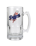 Los Angeles Dodgers 32 oz Heavy Duty Glass Macho Mug