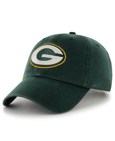 Green Bay Packers Toddler NFL Adjustable Cap Hat Green