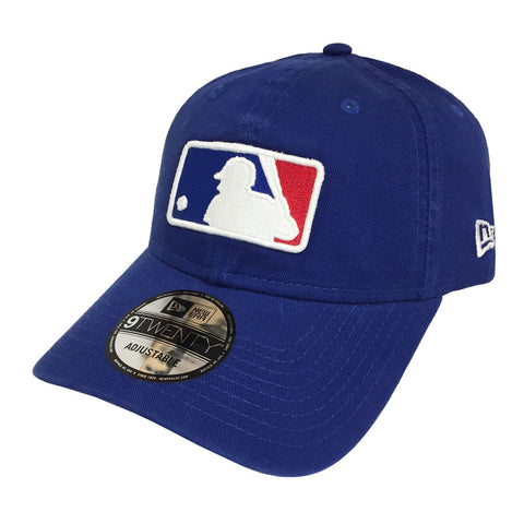 Major League Baseball MLB Strapback New Era Logo Cap Hat Royal