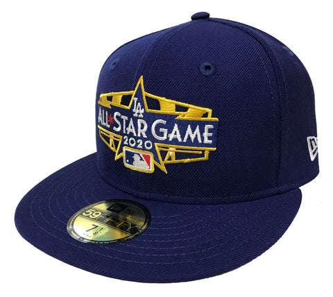 Los Angeles Dodgers Fitted New Era 59Fifty 2020 All-Star Game Logo Cap Hat