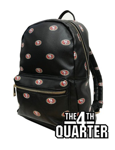 San francisco 49ers Premium Patterned Backpack