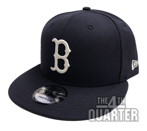 Boston Red Sox Snapback New Era 9Fifty Navy Cap Hat