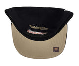 Los Angeles FC Snapback Mitchell & Ness Score Keeper Black Cap Hat