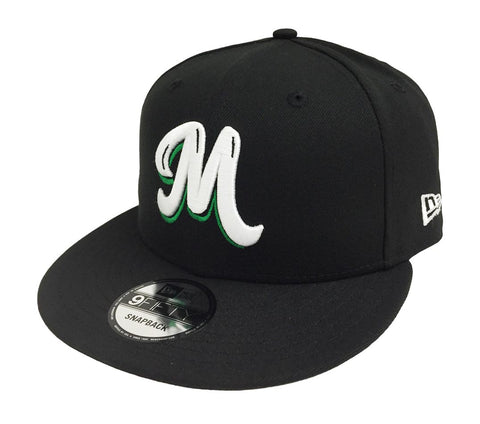 Mexico Snapback New Era 59Fifty Serie Del Caribe Black Cap Hat