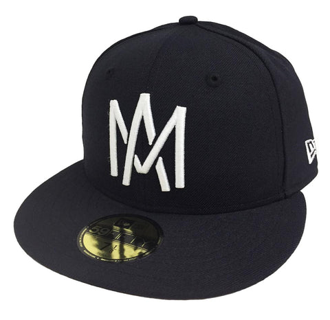 Aguilas de Mexicali Fitted New Era 59Fifty LMP Navy