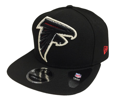 Atlanta Falcons Snapback New Era Meshed Mix Cap Hat Black