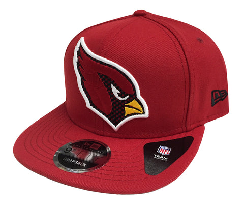 Arizona Cardinals Snapback New Era Meshed Mix Cap Hat Red