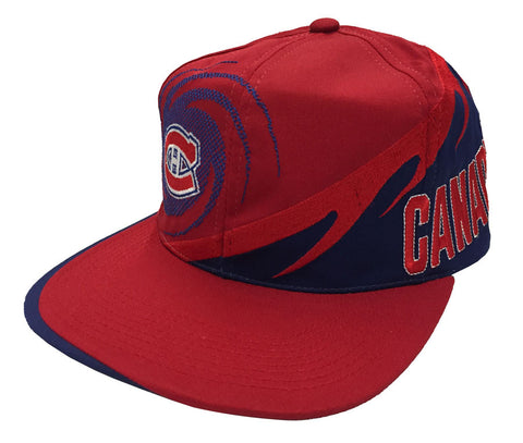 fd431acf660d4a Montreal Canadiens Vintage Sports Specialties Snapback