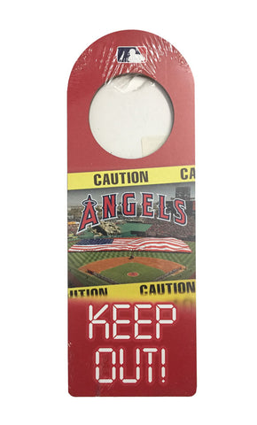 Anaheim Angels Door Hanger Sign