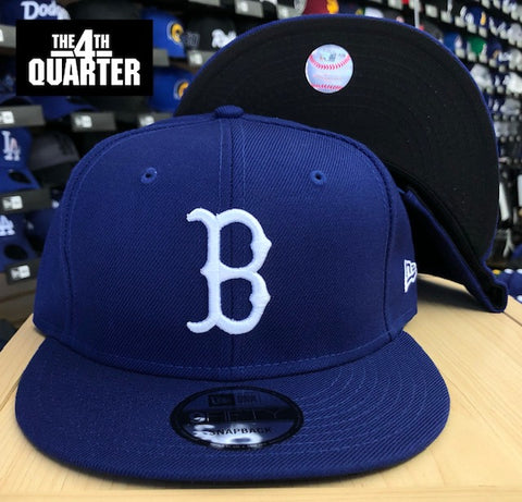 Boston Red Sox Snapback New Era 9Fifty Royal Blue Cap Hat