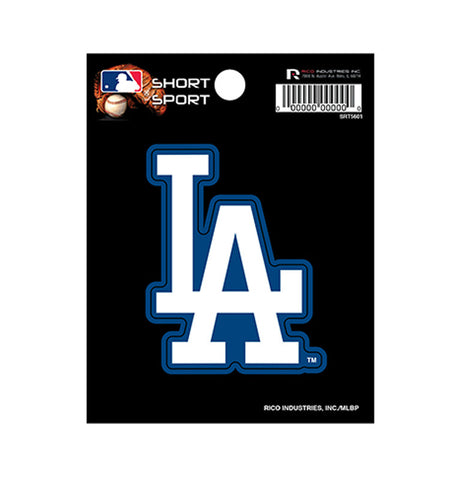 Los Angeles Dodgers Small Sticker Short Sport