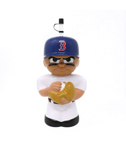 Boston Red Sox 16 oz. 3D Character Teenymates Big Sip Bottle