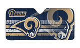 Los Angeles Rams Auto Sun Shade New