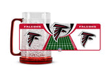 Atlanta Falcons 16 oz. Crystal Freezer Mug