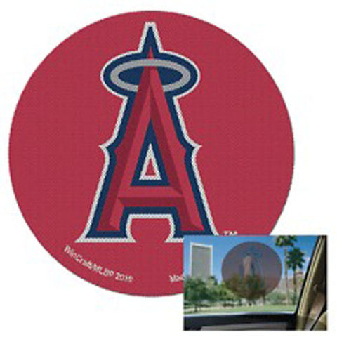 Anaheim Angels Decal 8'' Perforated