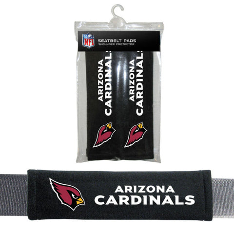 Arizona Cardinals Seat Belt Shoulder Pad Covers
