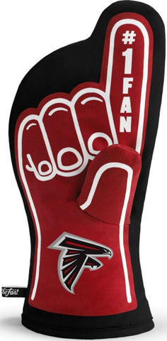 Atlanta Falcons #1 Fan Oven Mitt