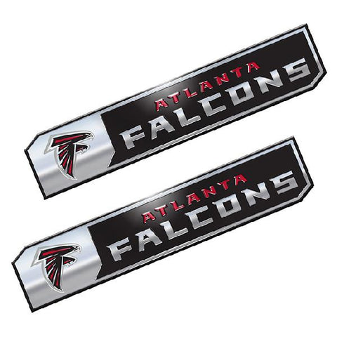 Atlanta Falcons Auto Truck Edition Badge Emblems