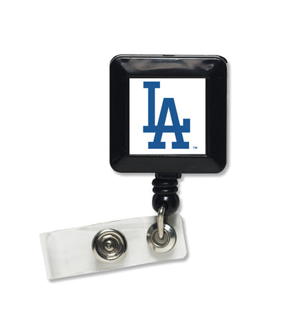 Los Angeles Dodgers Retractable Badge Holder
