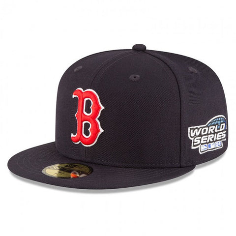 Boston Red Sox Fitted New Era 59FIFTY 2004 World Series Cap Hat