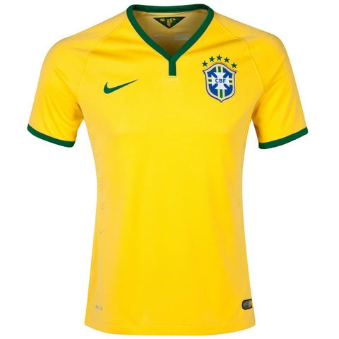 Brazil Jersey 2014 World Cup Official Nike Jersey