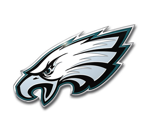 Philadelphia Eagles Color Auto Emblem