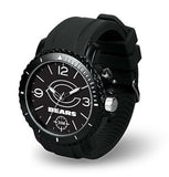 Chicago Bears Sparo Ghost Series Black & White Watch