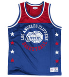 Los Angeles Clippers Mens Mitchell & Ness Champions Mesh Tank