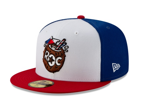 Rochester Red Wings Cocos Locos Fitted New Era 59Fifty Copa de la Diversion