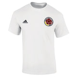 Colombia Men's Adidas #10 James Rodriguez Player T-Shirt