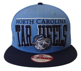 North Carolina Tar Heels Snapback New Era LE Arch Cap