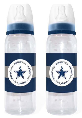 Dallas Cowboys 9 oz. Bottles (2pk)