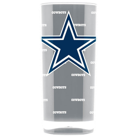 Dallas Cowboys Acrylic Square Tumbler