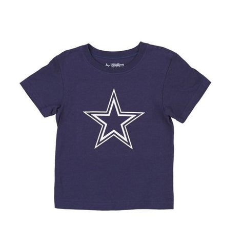 Dallas Cowboys Infant Logo Premier T-Shirt Navy