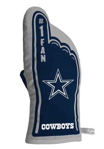 Dallas Cowboys  #1 Fan Oven Mitt