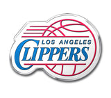 Los Angeles Clippers Color Auto Emblem