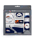 Denver Broncos Infant 5-Piece Gift Set Baby Essentials