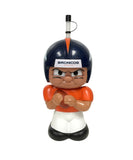 Denver Broncos 16 oz. 3D Character Teenymates Big Sip Bottle