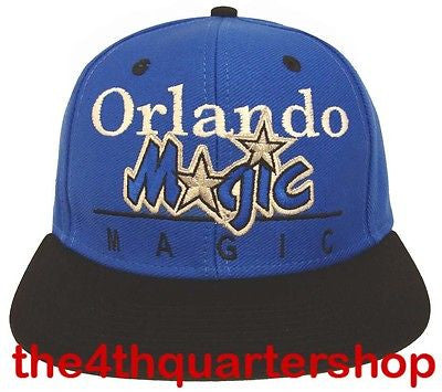 Orlando Magic Snapback Retro Dash Retro Cap Hat BB
