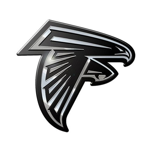 Atlanta Falcons Logo Auto Emblem The 4th Quarter