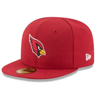 Arizona Cardinals Infant Fitted My 1st New Era Cap Hat Red